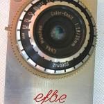 Efbe chrome regtangular 2
