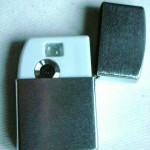Digital zippo camera 1