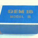 Gem 16 case