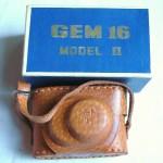 Gem 16 case & box