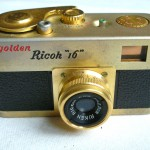 Golden Ricoh 16 3