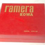Kowa Ramera Red box complete 1