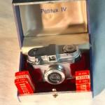 Petitux IV camera in original box 1