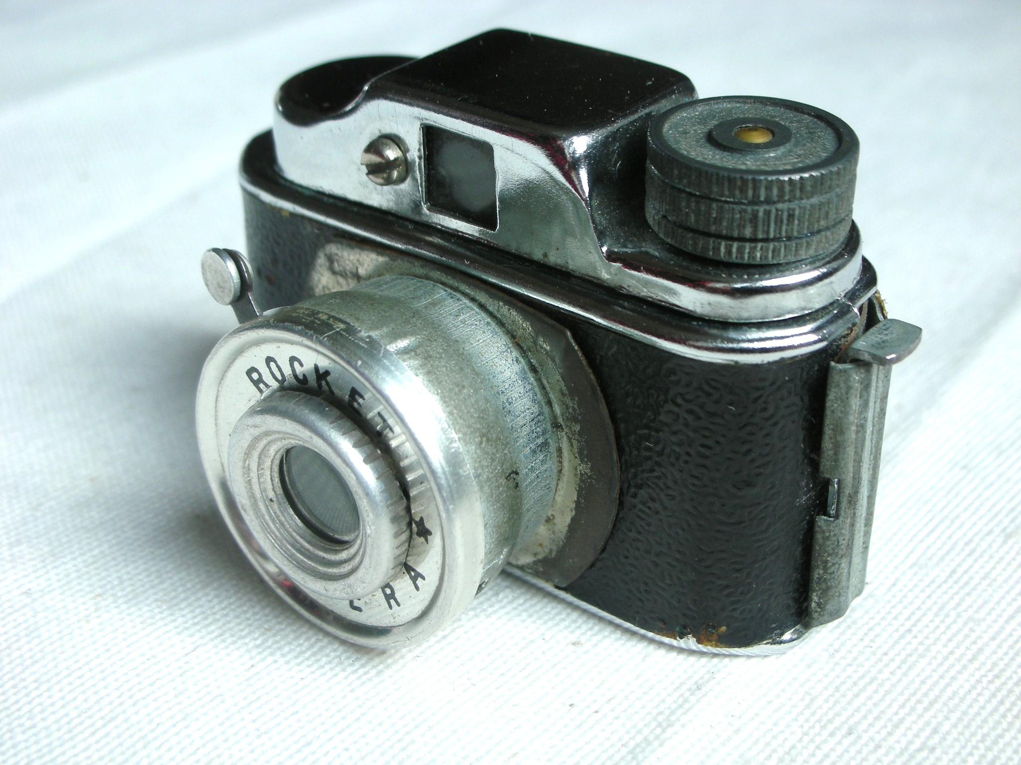 Rocket Camera : Rocket camera click style camera joops camera collection