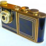 Kunik Petie vanity bleu :gold 3