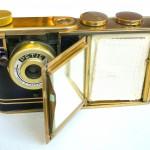 Kunik Petie vanity bleu :gold 4