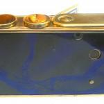 Kunik Petie vanity bleu :gold 6