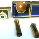 Kunik Petie vanity bleu :gold 7