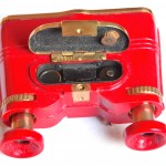 Binoca camera red 4