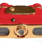 Binoca camera red 6