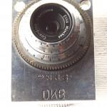 Brinkert Dkb 1116 blue letters 1
