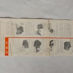 Meisupi II complete set 18 developing box instruction sheet