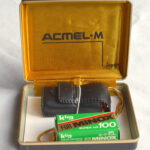 Acmel M Red in box 1554 1