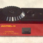 Acmel M Red in box 1554 8